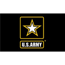 US Army 3'x5' Flag (New style)