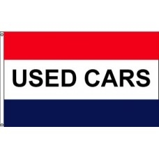 Used Cars Message Flag