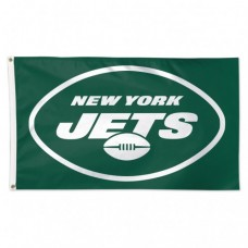 New York Jets Flag - Deluxe 3' X 5'