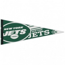 "New York Jets Premium Pennant 12"" X 30"""