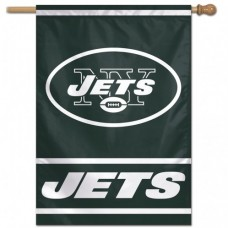 "New York Jets Vertical Flag 28"" X 40"""