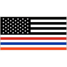 Emergency Services 3'x5' Flag (USA)