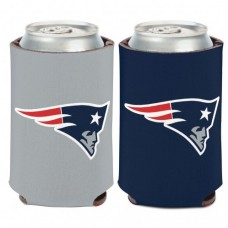 New England Patriots Logo Can Cooler 12 Oz.