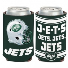 New York Jets Slogan Can Cooler 12 Oz.