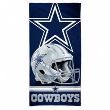 "Dallas Cowboys Spectra Beach Towel 30"" X 60"""