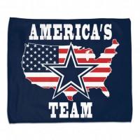 Dallas Cowboys Rally Towel - Full Color