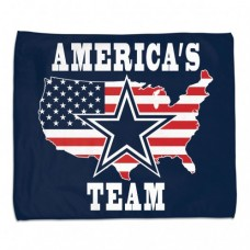 Dallas Cowboys Rally Towel - Full Color